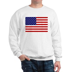 United States Flag Sweatshirt