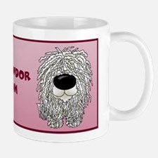 Big Nose Komondor Mom Mug