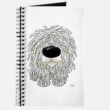 Big Nose Komondor Journal