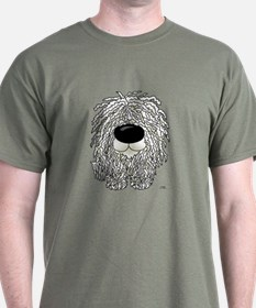 Big Nose Komondor T-Shirt