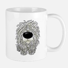 Big Nose Komondor Mug