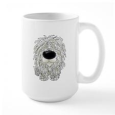 Big Nose Komondor Mug