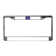Utah Flag License Plate Frame