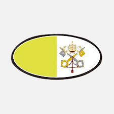 Vatican City Flag Patches