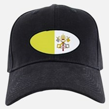 Vatican City Flag Baseball Hat