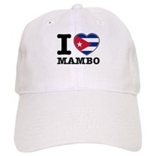 I love Mambo Baseball Cap