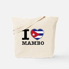 I love Mambo Tote Bag