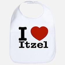 I love Itzel Bib