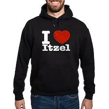 I love Itzel Hoodie