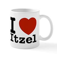 I love Itzel Small Mug
