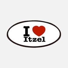 I love Itzel Patches