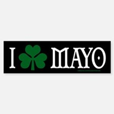 Mayo Bumper Bumper Bumper Sticker