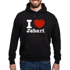 I love Jabari Hoodie