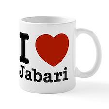 I love Jabari Mug