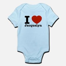 I love Jacquelyn Onesie
