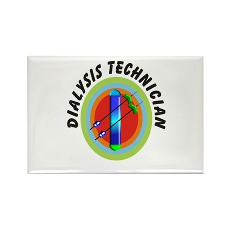 Nurse Week May 6th Rectangle Magnet (100 pack)