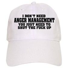 Anger Management Baseball Cap