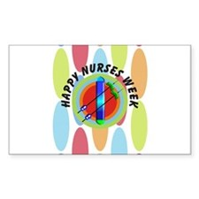 Nurse Week May 6th Decal
