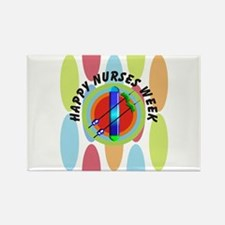 Nurse Week May 6th Rectangle Magnet