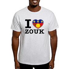 I love Zouk T-Shirt