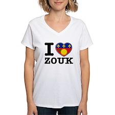 I love Zouk Shirt