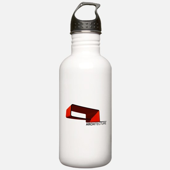 Architecture Water Bottle