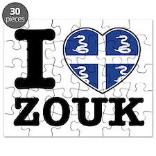 I love Zouk Puzzle