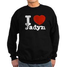 I love Jadyn Jumper Sweater