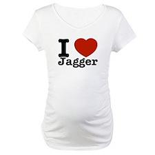I love Jagger Shirt
