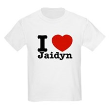 I love Jaidyn T-Shirt