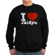 I love Jaidyn Sweatshirt