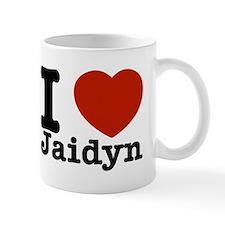 I love Jaidyn Mug