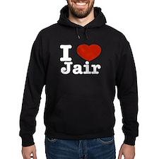 I love Jair Hoodie