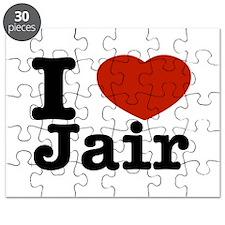 I love Jair Puzzle