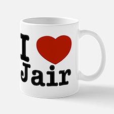 I love Jair Mug