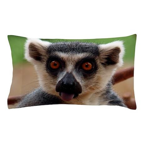 Lemur Pillow Case