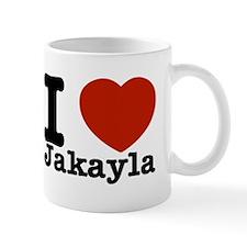 I love Jakayla Mug