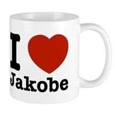 I love Jakobe Mug