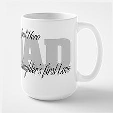 Son's First Hero - Daughter's First Lov Mug