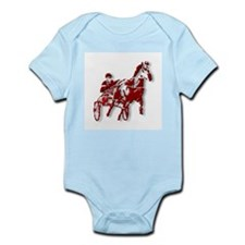 Red Pacer Infant Creeper