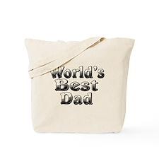 WORLDS BEST Dad Tote Bag