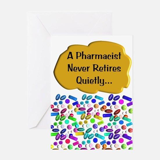 Pharmacist Humor Greeting Card