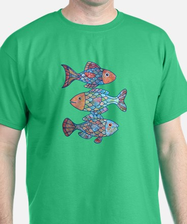 Fishes 3 T-Shirt