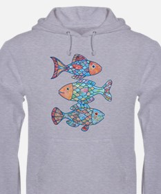 Fishes 3 Hoodie