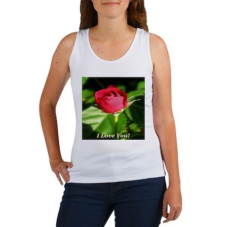 I Love You! Women's Tank Top