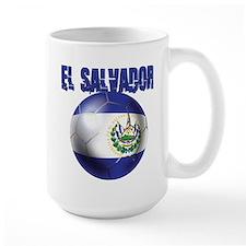 Futbol de El Salvador Mug