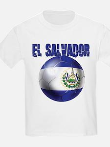 Futbol de El Salvador T-Shirt