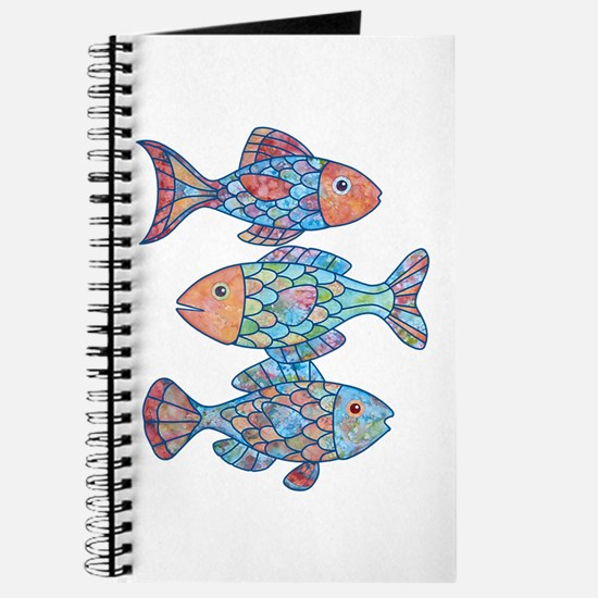 Fishes 3 Journal