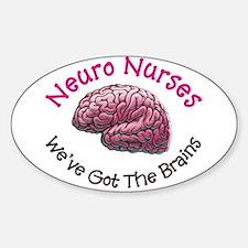 Neuro Nurse Decal