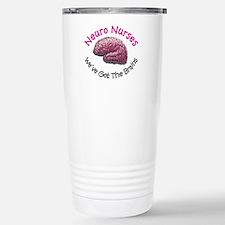 Neuro Nurse Stainless Steel Travel Mug